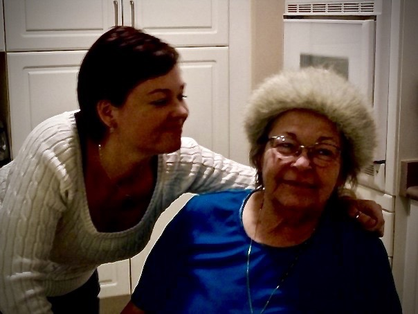 On Grief, And Losing my Mother ~ Sept 8, 2015